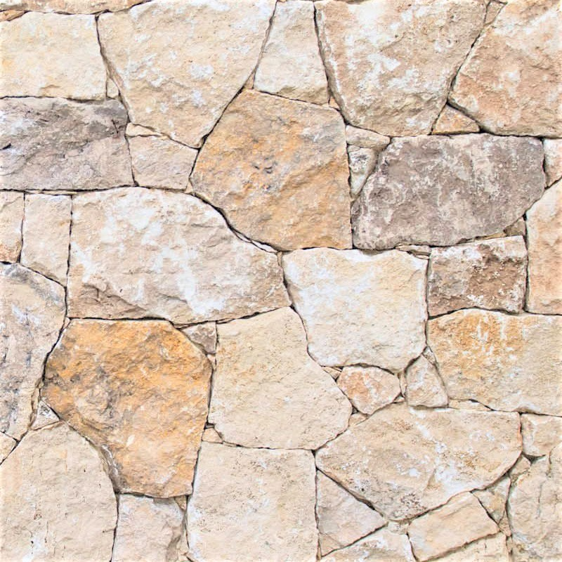 Beige Cariboo Rock Face by ErthCoverings